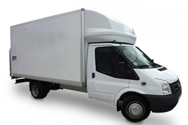Ford Luton van hire