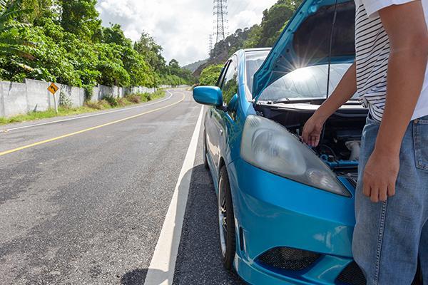 Car overheating