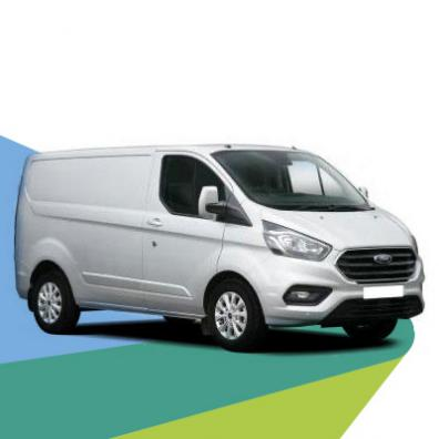 SWB transit van for hire