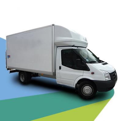 Ford Luton van for hire