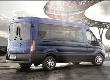 Can I hire a 17 seater minibus on my ordinary driving license?
