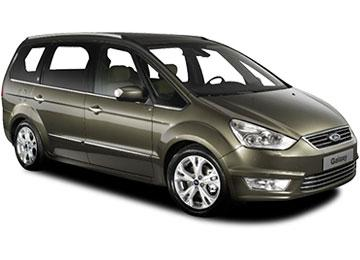 Hire an MPV for seven people