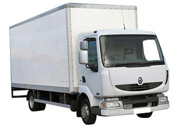 Truck hire London - Commercial vehicle rental