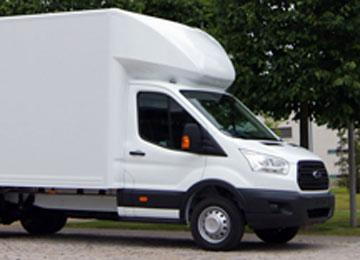 What is the biggest van I can hire on an ordinary driving license?