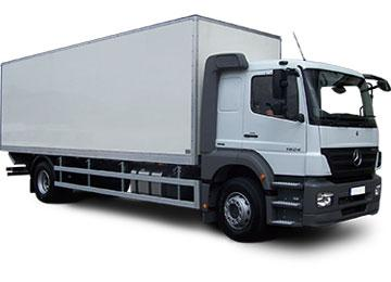 Trucks to hire in Nottingham and the suburbs