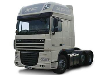 Truck hire Sheffield - Commercial vehicle rental