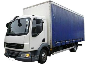 Truck hire Liverpool - Commercial truck hire Merseyside