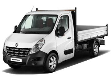 Tipper Truck Hire in Manchester