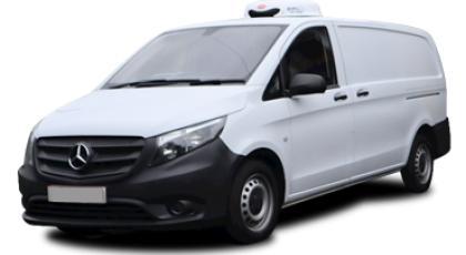 SWB Fridge Van