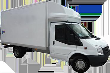 Ford Luton 3.5 ton Tail Box Lift Truck