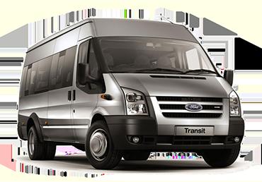 Ford Minibus 12 Seater