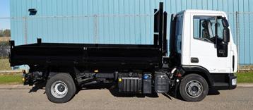 7.5 Tonne Tipper Truck