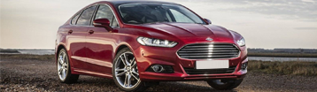 Ford Mondeo Family Size