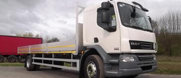 7.5 Tonne Dropside Truck